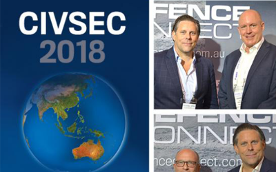 Defence Connect CivSec Podcast With Michael Puckridge
